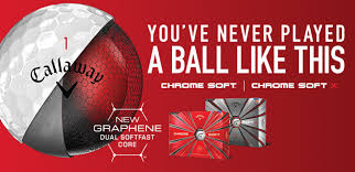 Image result for callaway chrome soft golf balls