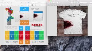 Roblox Wiki Shirt Make Roblox Clothes Sante Blog
