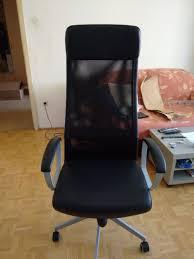 Produkttest Ikea Drehsessel Markus Der Lindwurm