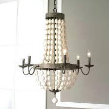how to change a chandelier flush mount light fixtures wood bead chandelier small beaded chandelier wood