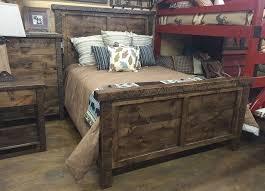 rustic bedroom furniture. Bradley\u0027s Furniture Etc. - Utah Rustic Bedroom