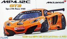 mclaren mp4 12c gt3 special edition. item 8 fujimi rs74 124 scale car kit vonryan racing mclaren mp412c gt3 2011 spa 24hr mclaren mp4 12c gt3 special edition i