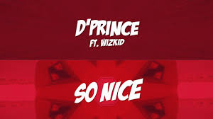 So Nice Design So Nice By Wizkid Dprince From Nigeria Popnable
