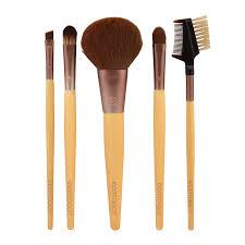 ecotools logo. ecotools bamboo 6pcs brush starter set #1206 [eco161] logo