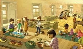 Mobili Cameretta Montessori : Sedie per bambini tavoli e cameretta