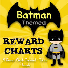 Batman Behavior Chart Batman Behavior Chart Worksheets Teaching Resources Tpt