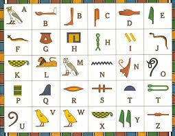 Future Egyptian Hieroglyphs