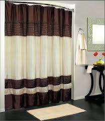 Luxury Fabric Shower Curtains Medium Size Of Curtains Fabric Shower