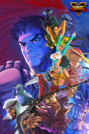 group of five and over on club street fighter deviantart