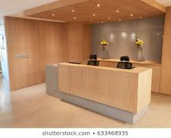 Office reception area Industrial Reception Area Of Modern Office With No People Home Design Ideas Office Reception Area Images Stock Photos Vectors Shutterstock