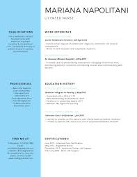 Clean Professional Resume 50 Inspiring Resume Designs To Learn From Learn