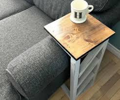 Diy sofa table Storage Hative 20 Easy Diy Console Table And Sofa Table Ideas Hative