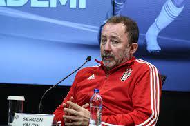 Beşiktaş coach Sergen Yalçın tests positive for COVID-19 ahead of Süper Lig  opener | Dai