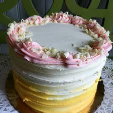Lemon Raspberry Cake Custom Cakes Hudson Ma Bakery