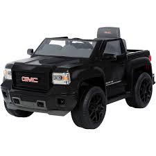 rollplay gmc sierra blackout series truck 6 volt battery powered  at Rollplay Gmc Sierra Wire Diagram