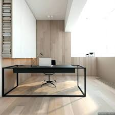 minimalist office furniture. Minimalist Home Office Desk Furniture Setup Computer .