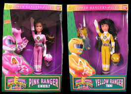 Mighty Morphin Power Rangers   Girls Assortment Toys   Toy Guide | Power  Rangers Central