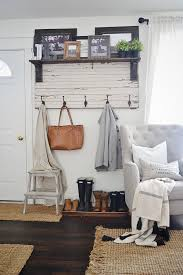 Entrance Coat Rack