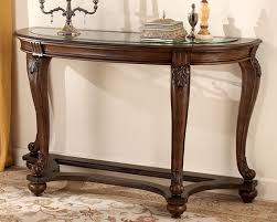 Traditional Console Table Ashley Furniture