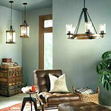 vineyard metal and wood chandelier square wood chandelier vineyard 6 light metal and wood chandelier by