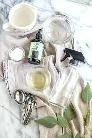 best homemade bathroom cleaner this homemade bathroom cleaner with vinegar baking soda soap and essential oils