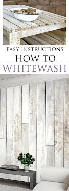 whitewash furniture. Whitewash Is Such An Easy Way To Give Your Home The Farmhouse Feel. Check Out More Inspiring Images Here: 10 Painting Projects For A Look Furniture