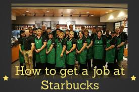 How To Get A Job At Starbucks Hired Philippines