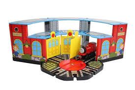 thomas and his friends 1set 21pcs 3 loops thomas train wooden track railway color bridge train