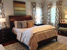 traditional dark oak furniture. Innovative West Elm Curtains Mode Tampa Traditional Bedroom Ideas Dark Wood Furniture Oak I