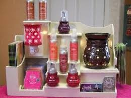 Scentsy Display Stand Beautiful DIY 49