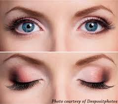 purple and neutral eye shadows are universally flattering especially for brown eyes for the brown e s you have it quite easy because any color