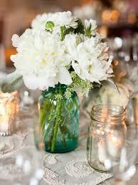 Decorated Jars For Weddings Mason jar Wedding Centerpieces Decoration MARGUSRIGA Baby Party 41