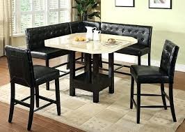 pub dining room sets pub dining table sets popular with bench seat unique round bistro pub