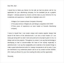 Follow Up Letter For Job Application Status After Interview Shared