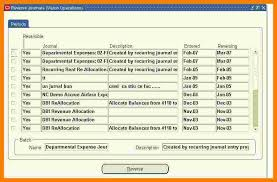 Simple General Ledger 6 Simple General Ledger Ledger Review