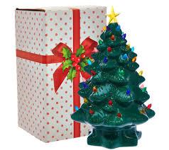 Vintage Ceramic Christmas Tree  EBayCeramic Tabletop Christmas Tree With Lights