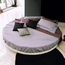 Rifare il letto è questione di un attimo. Ring Sommier Letto Rotondo Matrimoniale Con Materasso