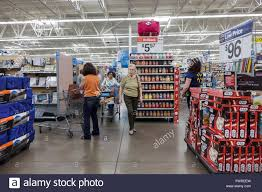 walmart store inside.  Store Florida FL Miami Shopping Walmart Discount Store Inside Woman Sale Display   Stock Image In Store Inside T