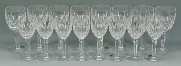 waterford wine glass patterns how to tell waterford crystal waterford crystal patterns