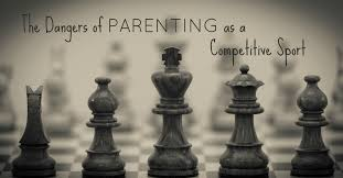 the dangers of parenting as a competitive sport motherhood moms parental styles