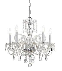 dining room chandelier crystals