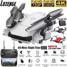 Lozenge HJ29 Helicopter 4K/1080P/720P FPV HD Camera ...