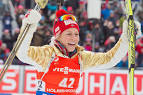 ukraina skiskyting damer stafett norweigian