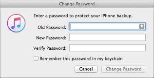 itunes login forgot password