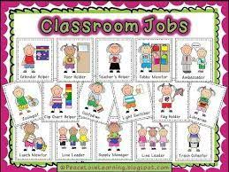 Free Printable Helper Charts Image Result For Free Printable Preschool Job Chart Pictures