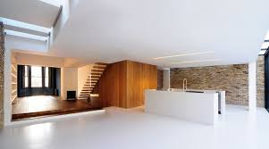 Kitchen Living Space Stairs Kitchen Living Space Modern Home In London By Bureau De