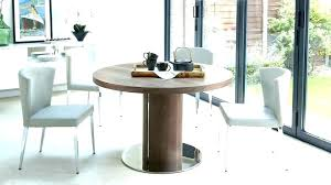 round extending dining table sets funky room walnut and chairs tables uk