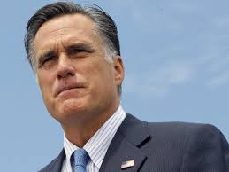 2012 Republican presidential nominee Mitt Romney