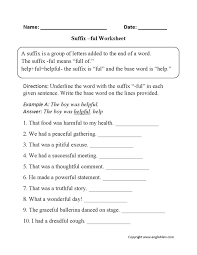 11 best Stage 1 - Prefix and Suffix Activities images on Pinterest ...