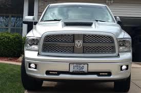 Fog Lights For Dodge Ram 1500 Dodge Ram Horizontal Morimoto Xb Led
